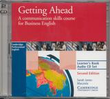 Getting ahead learners book cd (2) - Cambridge university