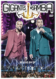 Gigantes Do Samba - DVD - Som livre