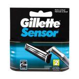 Gillette carga aparelho sensor c/ 2
