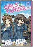 Girls e panzer -  vol 4 - new pop