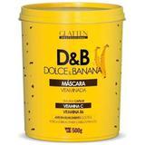 Glatten Dolce  Banana Vitaminada Máscara 500g