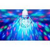 Globo de luzes LED giratório 360 para festas - Ion