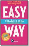 Glossario de moda - easy way - Disal editora