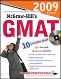 Gmat 2009 -with cd-rom - Mhp - mcgraw hill professional