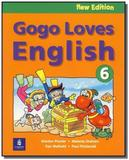 Gogo loves english sb 6 ne - Pearson