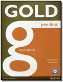 Gold pre-first cb with cd-rom - Pearson