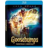 Goosebumps - Monstros e Arrepios - Sony pictures