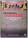 Gorazde, area de seguranca guerra na bosnia orient - Conrad