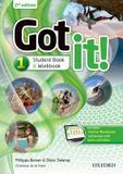 Got it! 1 sb/wb with digital - 2nd ed - Oxford university