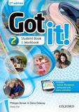 Got it! 2 sb/wb with  digital - 2nd ed - Oxford university