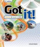 Got It! - Starter And Level 1 Dvd - 02 Ed - Oxford