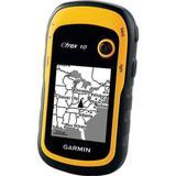GPS Garmin eTrex 10 Portátil à Prova D'Água com Bússola HotFix GLONASS Tela 2,2 - Amarelo Preto