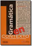Gramatica em contexto a1-b2 - Edelsa