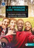 Grammaire sans probleme!, la (a1/a2) - cd inclus - Difusion  maison de france