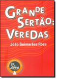 Grande Sertão: Veredas - Coleção Biblioteca do Estudante - Nova fronteira - grupo ediouro