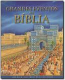 Grandes Eventos da Bíblia - Mundo cristao