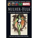 Graphic Novels Marvel Mulher-Hulk