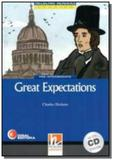 Great expectations: pre-intermediate - with cd-rom - Disal editora