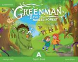 Greenman and the magic forest a pupils book with stickers and pop outs - Cambridge university