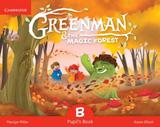 Greenman and the magic forest b pupils book with stickers and pop outs - Cambridge university