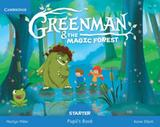Greenman and the magic forest starter pupils book - Cambridge university