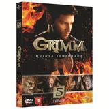 Grimm - 5ª Temporada - Universal pictures