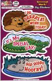 Grrrreat work today ! big stickers - Scholastic