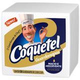 Guardanapo coquetel 22 x 23 cm - pct  com 50 unidades - Carta fabril