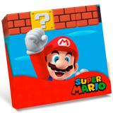 Guardanapos de Papel Super Mario Bros 20 unidades - Cromus