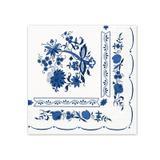 Guardanapos floral Home Fashion HOF211387 pct 20fls