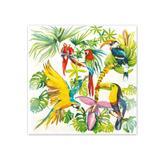 Guardanapos pássaros encantados HOF211501 pct 20fls - Home fashion
