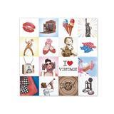 Guardanapos vintage Home Fashion HOF211447 pct 20fls