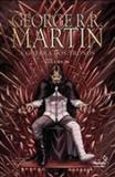 Guerra dos tronos, a volume iii - quadrinhos - Casa da palavra