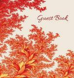 GUEST BOOK (Hardback), Visitors Book, Comments Book, Guest Comments Book, House Guest Book, Party Guest Book, Vacation Home Guest Book - A anderson