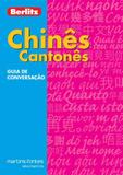 Guia de conversaçao berlitz - chines cantones - Martins editora