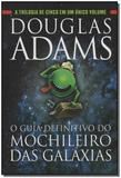 Guia Definitivo do Mochileiro das Galáxias, O - Arqueiro - sp