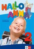 Hallo anna 2 - lehrbuch + 2 audio-cds - Klett