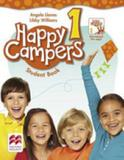 Happy campers 1  - students book - Macmillan do brasil