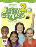 Happy campers 2 - students book - Macmillan do brasil