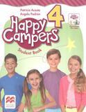Happy campers 4 sb pack - 1st ed - Macmillan