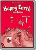 Happy earth 1 - activity book with multirom new en - Oxford