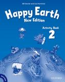 Happy earth 2 ab with cd-rom - n/e  2nd ed - Oxford especial