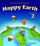 Happy Earth 2 - Class Book - Oxford
