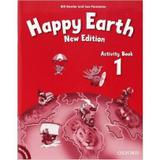 Happy Earth - Activity Book - Pack Level 1 - Oxford