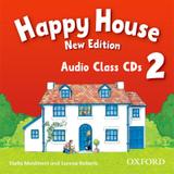 Happy house 2 cd n/e - 2nd ed - Oxford especial