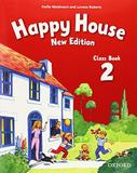 Happy House 2 - Class Book - New Edition - Oxford do brasil