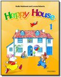Happy house - class book 1 - Oxford
