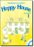 Happy house wb 1 with cd-rom - 1st ed - Oxford especial