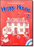 Happy house wb 2 with cd-rom - 1st ed - Oxford university