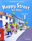 Happy Street 1 - Class Book - New Edition - Oxford do brasil